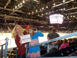 Click To Read More Feedback from Rochester Americans vs. Charlotte Checkers - Home Opener - AHL