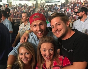 Michael attended Jake Owen: Life's Whatcha Make It Tour - Country on Oct 6th 2018 via VetTix