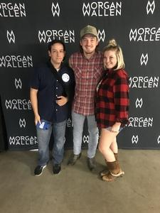Joseph attended Jake Owen: Life's Whatcha Make It Tour - Country on Oct 6th 2018 via VetTix