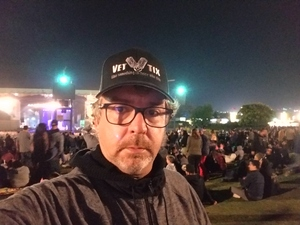 Rob attended Cal Jam 18 - Saturday Only General Admission on Oct 6th 2018 via VetTix