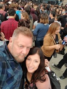 LANCE attended Cal Jam 18 - Saturday Only General Admission on Oct 6th 2018 via VetTix