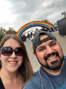 Mario attended Cal Jam 18 - Saturday Only General Admission on Oct 6th 2018 via VetTix