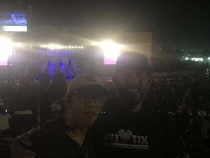 Raul attended Cal Jam 18 - Saturday Only General Admission on Oct 6th 2018 via VetTix