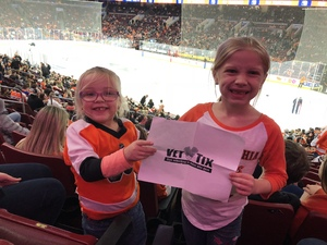 Click To Read More Feedback from Philadelphia Flyers vs. Florida Panthers - NHL