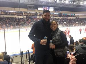 Justin attended Kansas City Mavericks vs. Allen Americans - Season Opener - ECHL on Oct 12th 2018 via VetTix