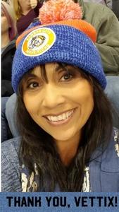 Yara attended Kansas City Mavericks vs. Allen Americans - Season Opener - ECHL on Oct 12th 2018 via VetTix