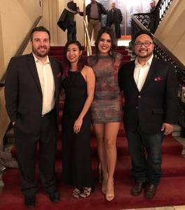 Brendan attended Trifonov Plays Prokofiev  - Presented by the Chicago Symphony Orchestra on Oct 18th 2018 via VetTix