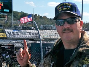 Barry attended 2018 Martinsville Speedway First Data 500 on Oct 28th 2018 via VetTix