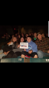 Nathan attended Cole Swindell & Dustin Lynch: Reason to Drink Another Tour on Oct 12th 2018 via VetTix