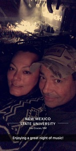 Luis attended Old Dominion's Happy Endings World Tour on Oct 12th 2018 via VetTix