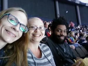 Lisa attended Jacksonville Icemen vs. South Carolina Stingrays - ECHL on Oct 13th 2018 via VetTix