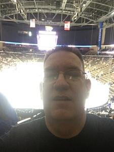 Kent attended Jacksonville Icemen vs. South Carolina Stingrays - ECHL on Oct 13th 2018 via VetTix