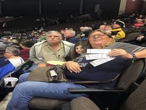 Salvatore attended Jacksonville Icemen vs. Florida Everblades - ECHL on Nov 3rd 2018 via VetTix