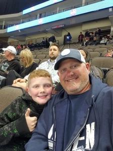 Anthony attended Jacksonville Icemen vs. Florida Everblades - ECHL on Nov 3rd 2018 via VetTix
