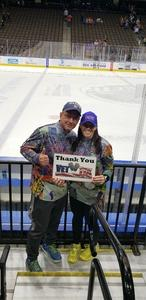 Wayne attended Jacksonville Icemen vs. Florida Everblades - ECHL on Nov 3rd 2018 via VetTix