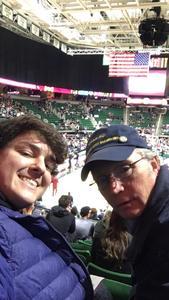 Stephen attended Detroit Pistons vs. Cleveland Cavaliers - NBA Preseason at Breslin Student Events Center on Oct 12th 2018 via VetTix