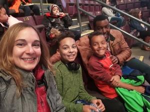 Mike attended Colorado College Tigers vs. Miami University - NCAA Hockey on Nov 16th 2018 via VetTix