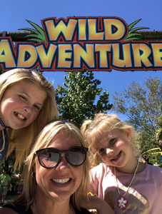 Alfred attended Kid-o-ween at Wild Adventures - 1 Ticket Valid for 4 People on Oct 13th 2018 via VetTix