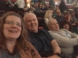 Gregory attended Eagles - Live on Oct 14th 2018 via VetTix