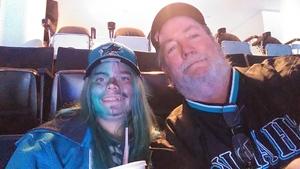 Jack attended San Jose Sharks vs. Minnesota Wild - NHL on Nov 6th 2018 via VetTix