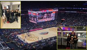 John attended New Orleans Pelicans vs. Phoenix Suns - NBA on Nov 10th 2018 via VetTix