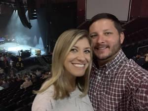 Patrick attended Jake Owen - Life's Whatcha Make It Tour - Country on Nov 3rd 2018 via VetTix