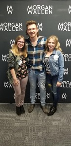 Anthony attended Jake Owen - Life's Whatcha Make It Tour - Country on Nov 3rd 2018 via VetTix