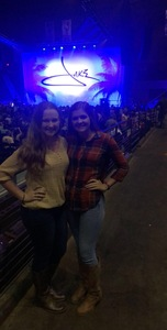 SFC Sewell attended Jake Owen - Life's Whatcha Make It Tour - Country on Nov 3rd 2018 via VetTix