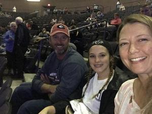 Stephanie attended Jake Owen - Life's Whatcha Make It Tour - Country on Nov 3rd 2018 via VetTix
