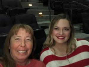 Becky attended Jake Owen - Life's Whatcha Make It Tour - Country on Nov 3rd 2018 via VetTix