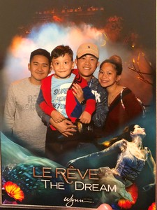 justine attended Le Reve on Oct 15th 2018 via VetTix