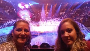 Yvette attended Le Reve on Oct 15th 2018 via VetTix