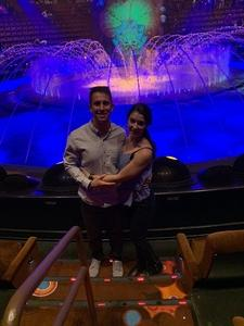 Katy attended Le Reve on Oct 15th 2018 via VetTix