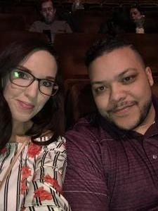 Walkers attended Le Reve on Oct 15th 2018 via VetTix