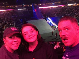 Andrew attended Nitro Circus- You Got This Tour on Oct 16th 2018 via VetTix