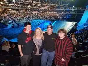 Shane attended Nitro Circus- You Got This Tour on Oct 16th 2018 via VetTix