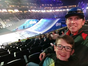 Michelle attended Nitro Circus- You Got This Tour on Oct 16th 2018 via VetTix