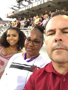 Sean attended Arizona State Sun Devils vs. Stanford - NCAA Football on Oct 18th 2018 via VetTix