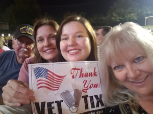 Jack attended Classic Albums Live Performs the Eagles Hotel California on Oct 27th 2018 via VetTix