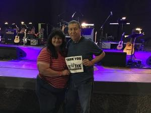Angel attended Classic Albums Live Performs the Eagles Hotel California on Oct 27th 2018 via VetTix