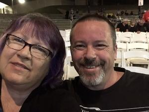 Tammy Gamester attended Classic Albums Live Performs the Eagles Hotel California on Oct 27th 2018 via VetTix