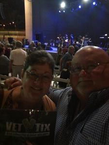 Gary attended Classic Albums Live Performs the Eagles Hotel California on Oct 27th 2018 via VetTix