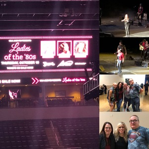 Kenneth attended Enjoy a Totally Awesome Night of 80s Hits With Ladies of the 80s Featuring Debbie Gibson, Lisa Lisa and Tiffany! on Oct 18th 2018 via VetTix
