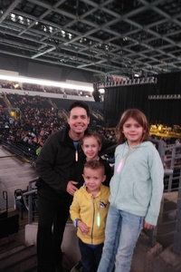Paul attended Enjoy a Totally Awesome Night of 80s Hits With Ladies of the 80s Featuring Debbie Gibson, Lisa Lisa and Tiffany! on Oct 18th 2018 via VetTix