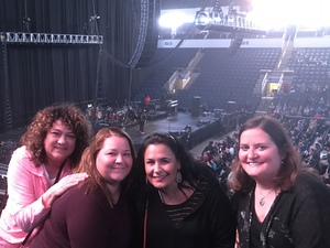 Ryan attended Enjoy a Totally Awesome Night of 80s Hits With Ladies of the 80s Featuring Debbie Gibson, Lisa Lisa and Tiffany! on Oct 18th 2018 via VetTix