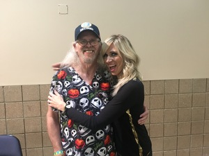 Gregory attended Enjoy a Totally Awesome Night of 80s Hits With Ladies of the 80s Featuring Debbie Gibson, Lisa Lisa and Tiffany! on Oct 18th 2018 via VetTix