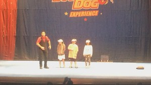 Christopher attended Stunt Dog Experience - Evening Show on Nov 3rd 2018 via VetTix
