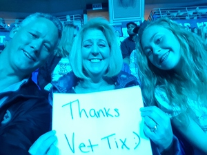 David attended Justin Timberlake - the Man of the Woods Tour - Pop on Oct 15th 2018 via VetTix