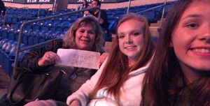 Darla attended Justin Timberlake - the Man of the Woods Tour - Pop on Oct 15th 2018 via VetTix
