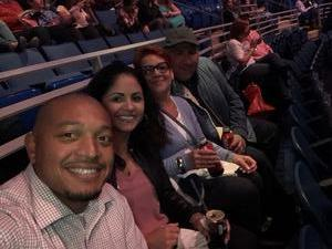 Nick attended Justin Timberlake - the Man of the Woods Tour - Pop on Oct 15th 2018 via VetTix